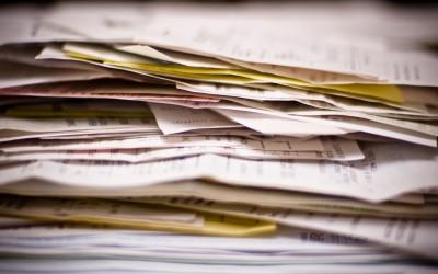 Paperwork- Paperwork- Paperwork